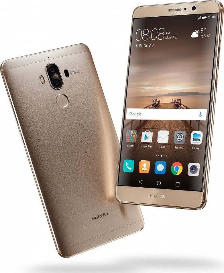 huawei mate 9 photo officielle