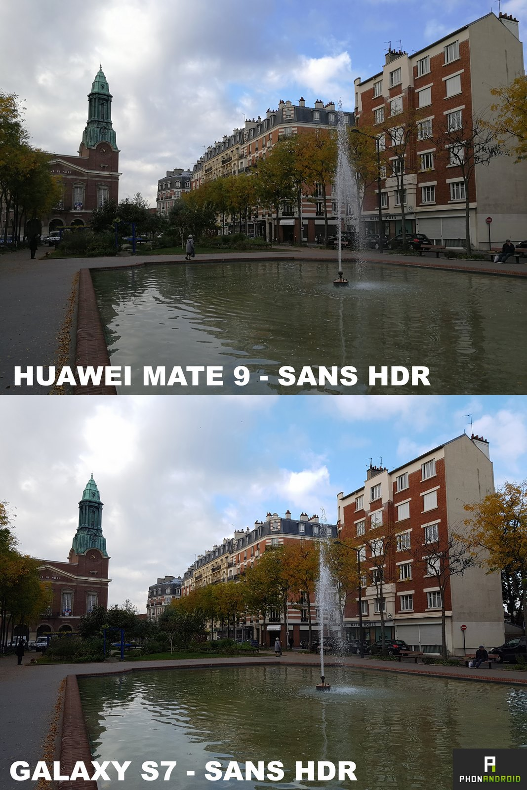 huawei mate 9 photo sans hdr