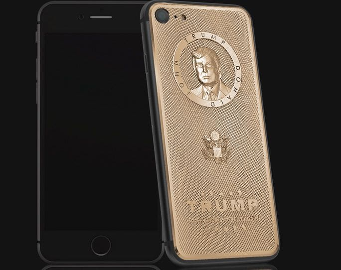 iphone 7 trump or