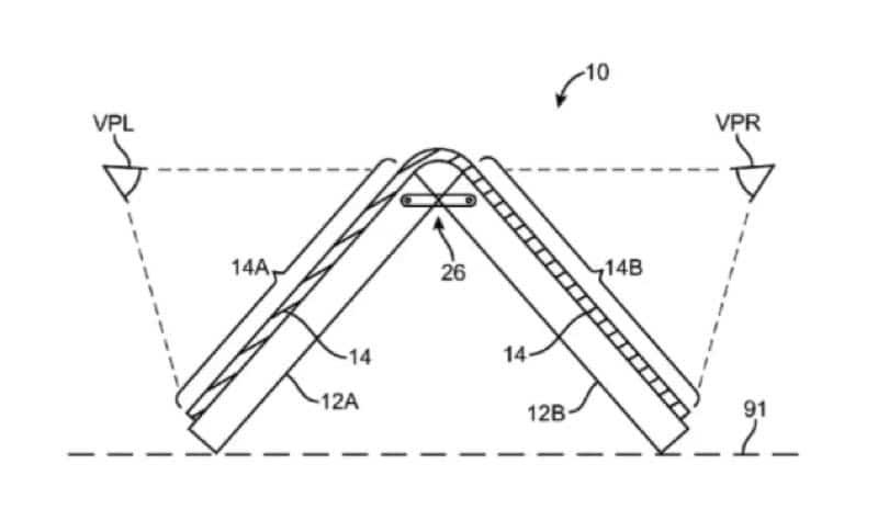 iphone flexible brevet