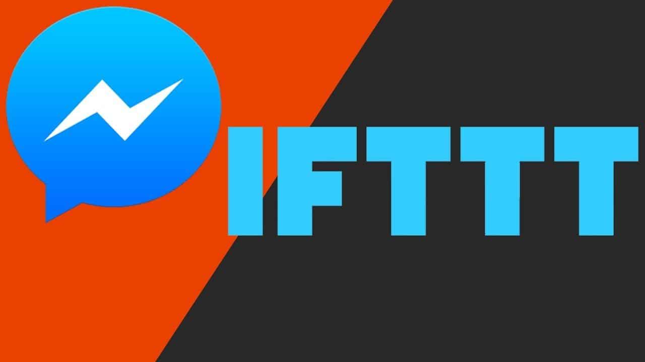 IFTTT messenger
