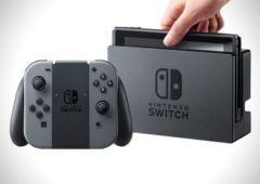 nintendo switch prix