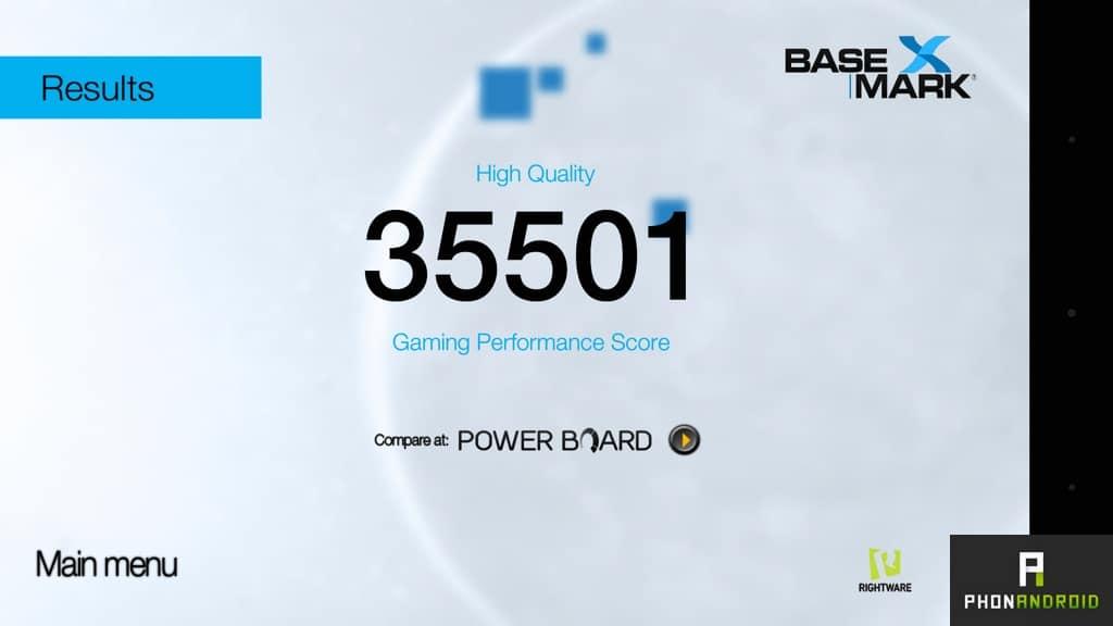 oneplus 3t basemark x