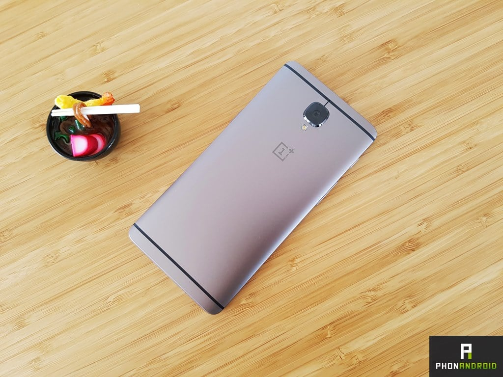 oneplus 3t conception