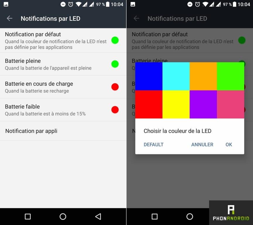oneplus 3t notification led