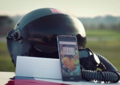 oneplus 3t deballage video avion chasse