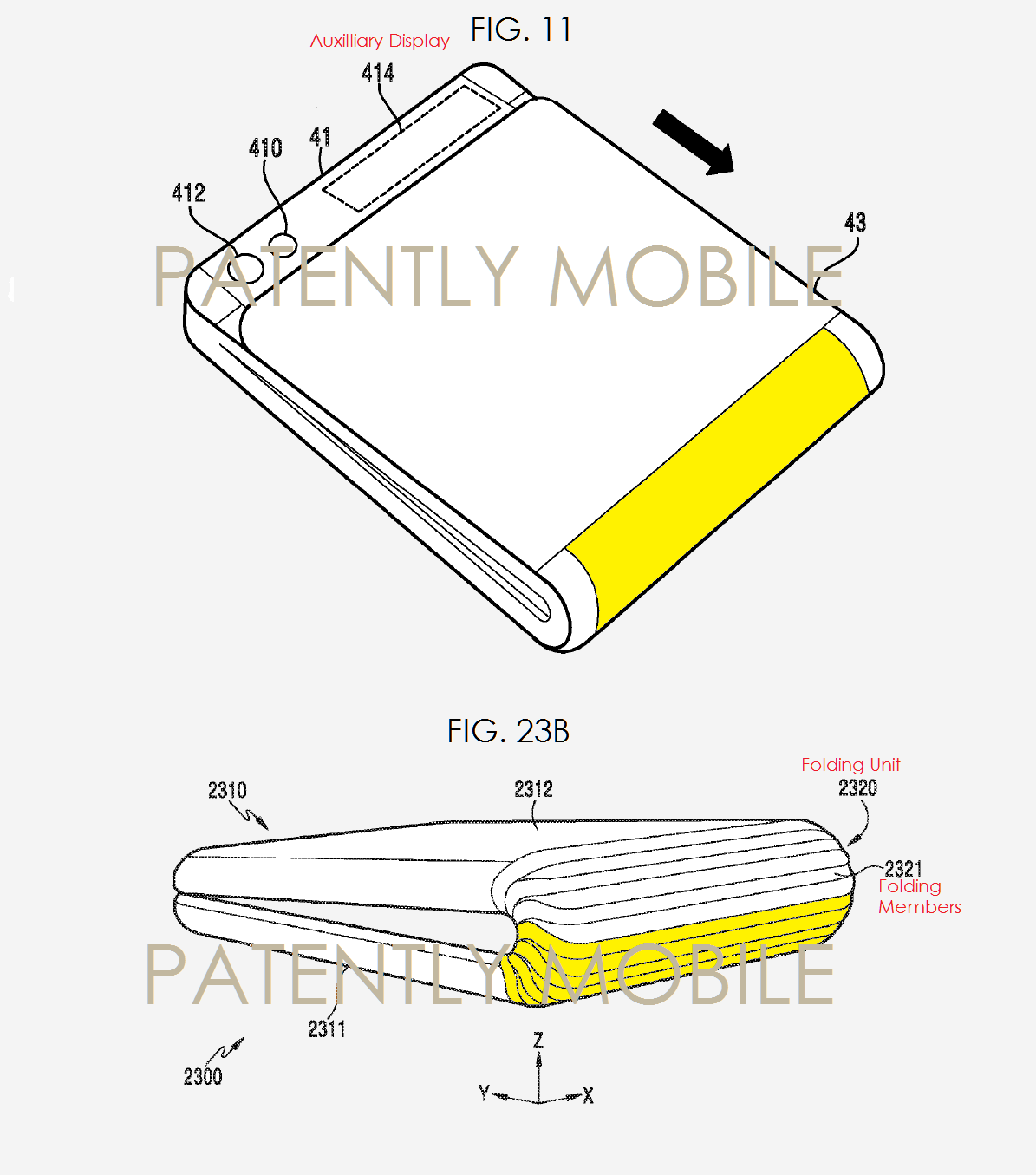 samsung smartphone pliant microsoft surface book