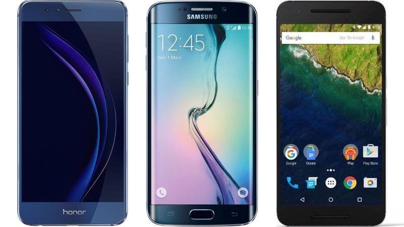 smartphones 400 euros 2017