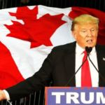 trump president canada crash