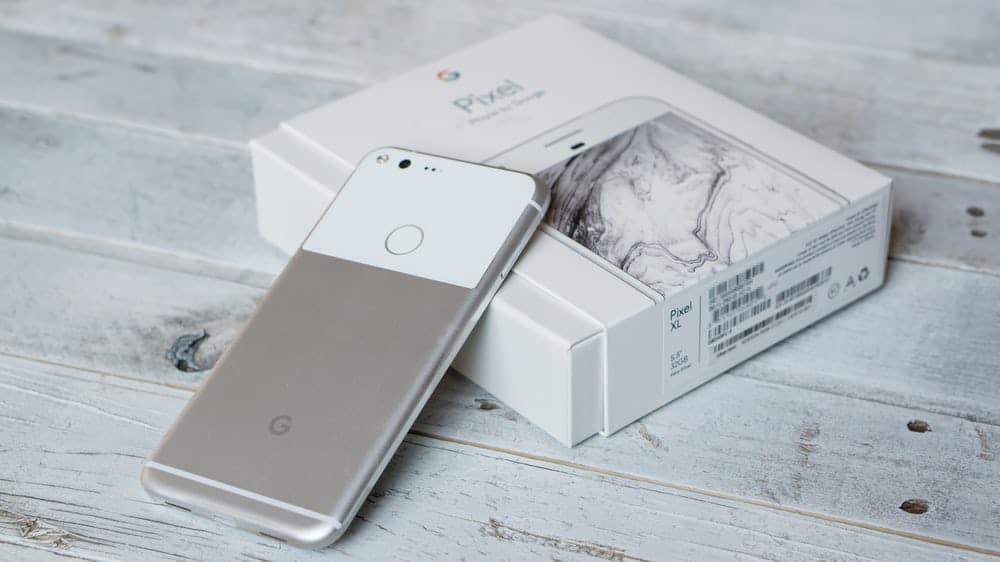 ventes google pixel