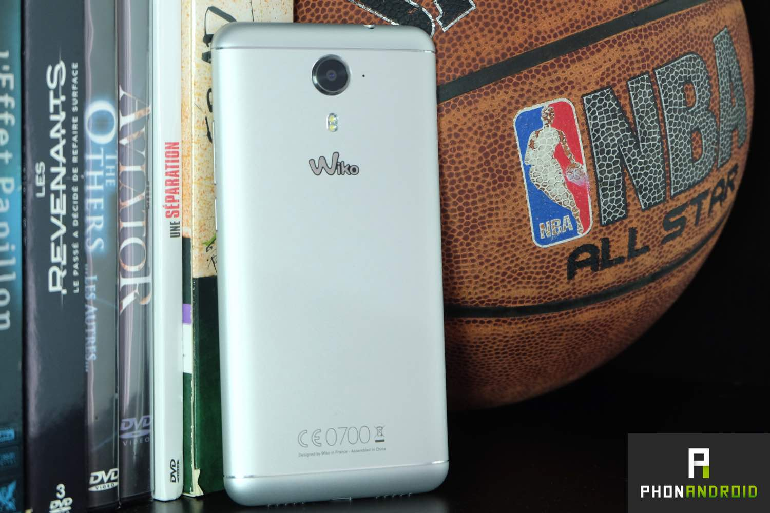 wiko ufeel prime review