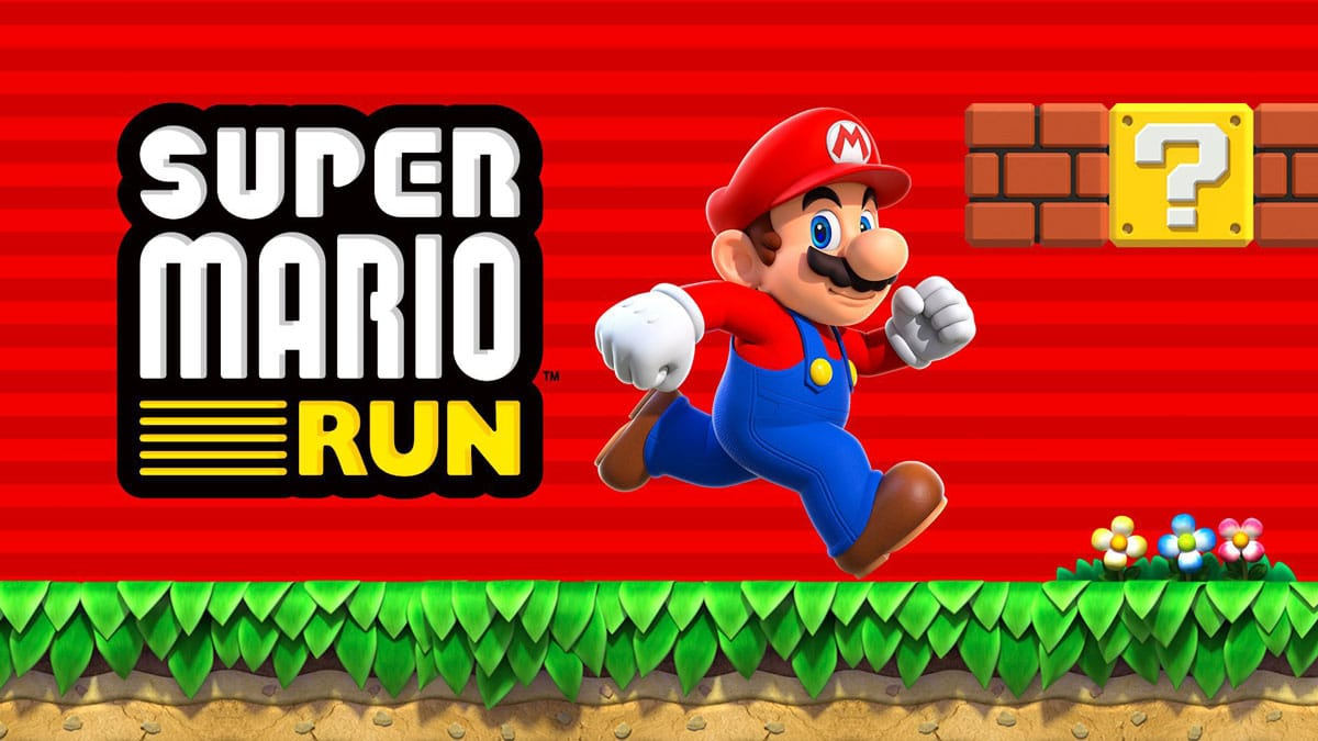 Super Mario Run Android preinscription
