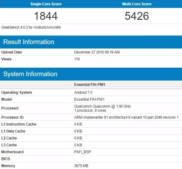 benchmarks snapdragon 835