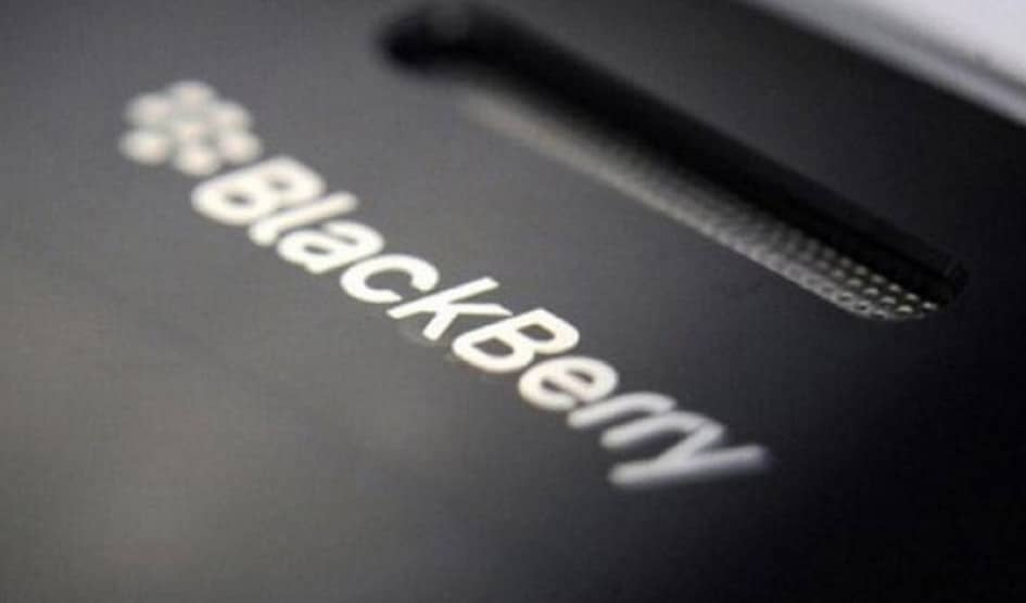 blackberry premiere industrie ces
