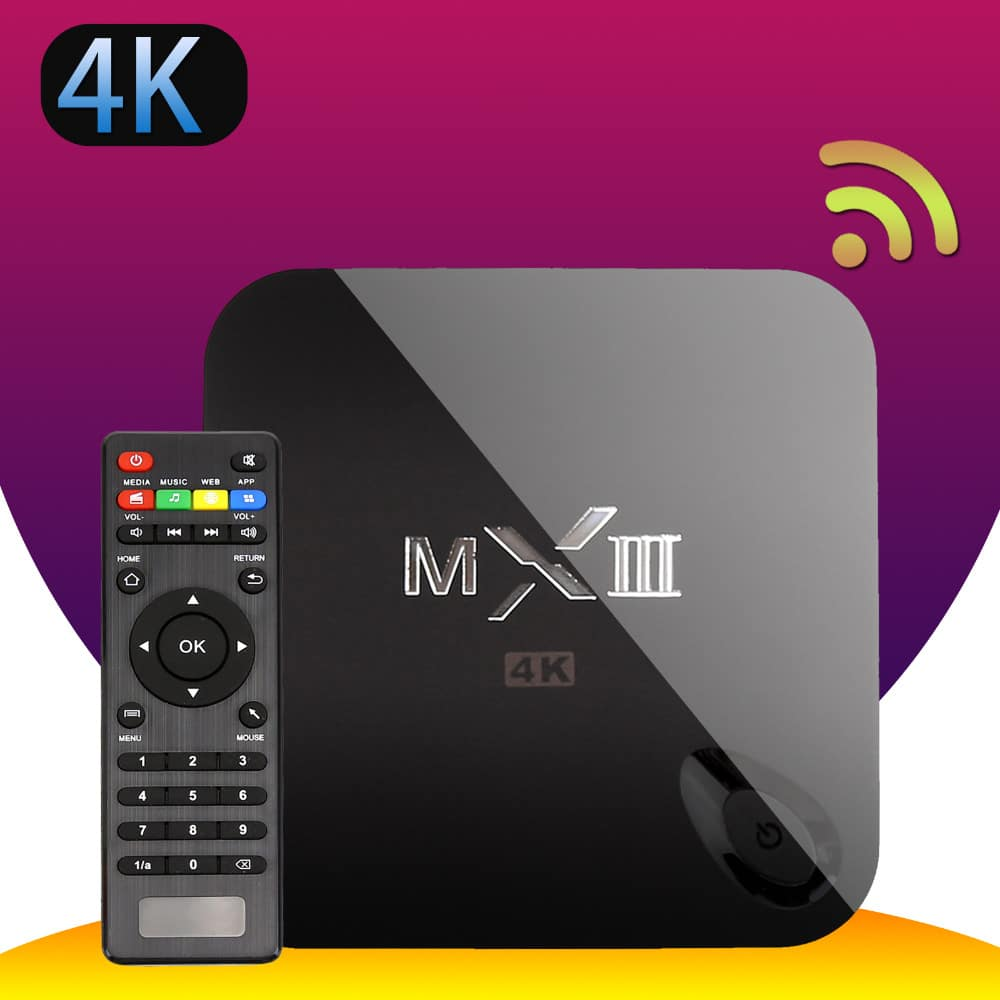 box android tv mx3