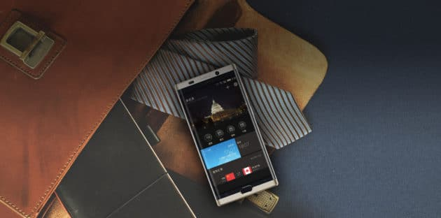 gionee m2017 haut gamme