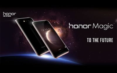 honor magic photo