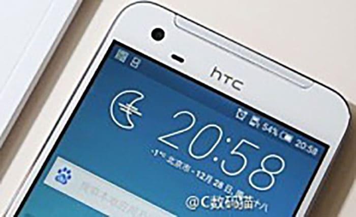 htc x10 images fuite