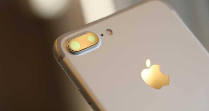 iphone 7 plus problemes appareil photo