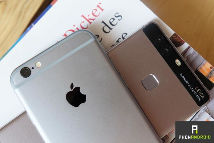 iphone android choisir