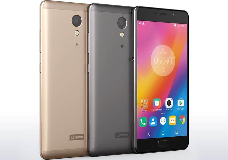 lenovo p2 smartphone android