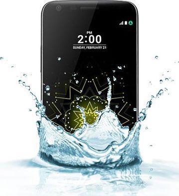 lg g6 waterproof