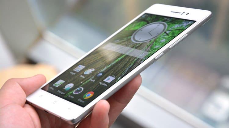 smartphone high tech prix augmenter