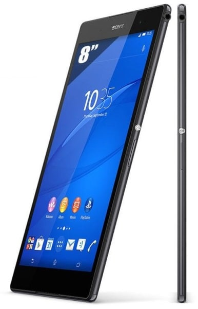 sony xperia z3 tablet compact 8 pouces