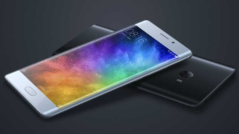 xiaomi-mi-note-2 smartphone android