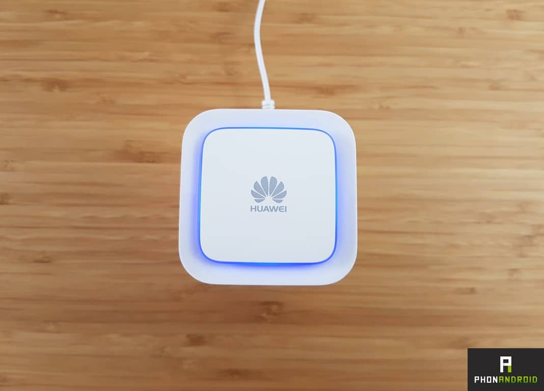 4g box bouygues telecom huawei