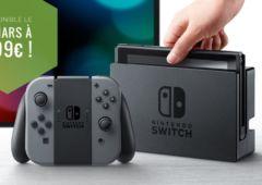 nintendo switch date sortie prix