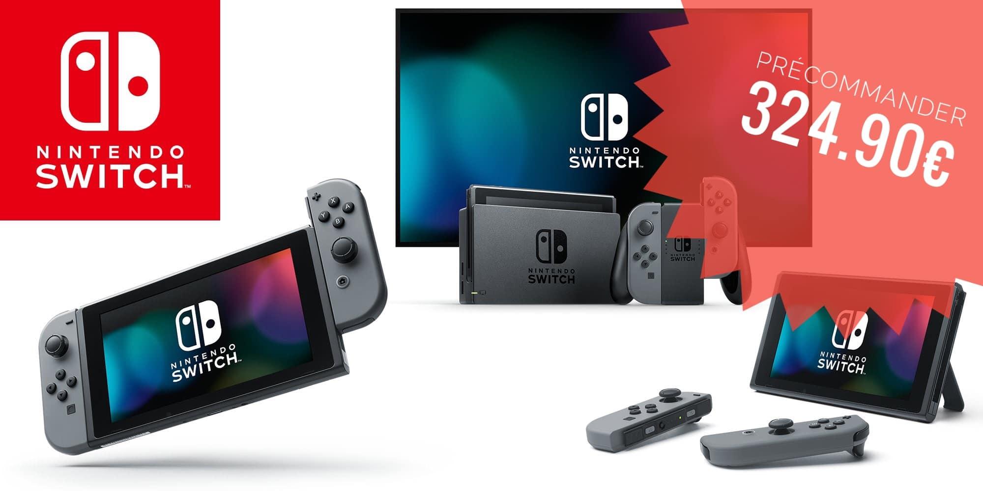 nintendo switch noel 2018