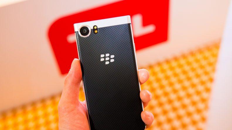 BlackBerry DTEK 70 dos