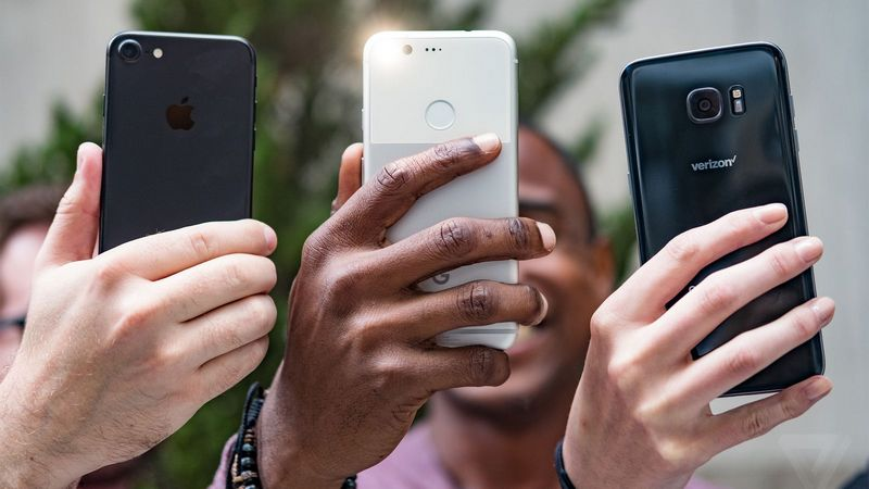changer smartphone 2017