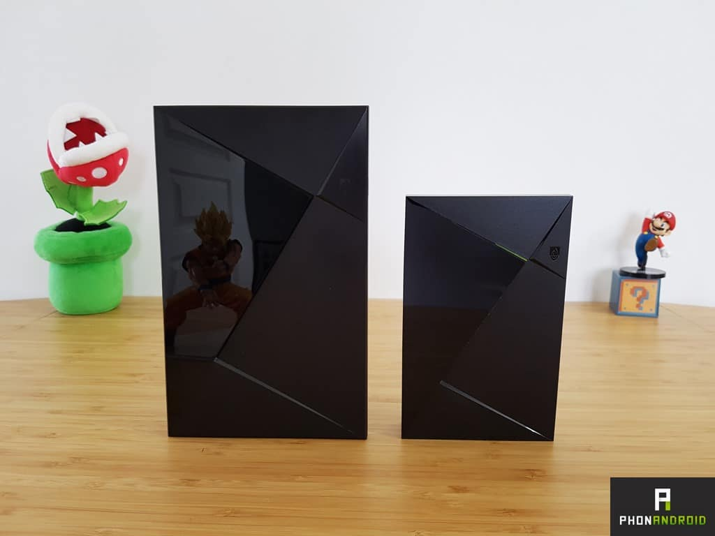 comparatif nvidia shield tv