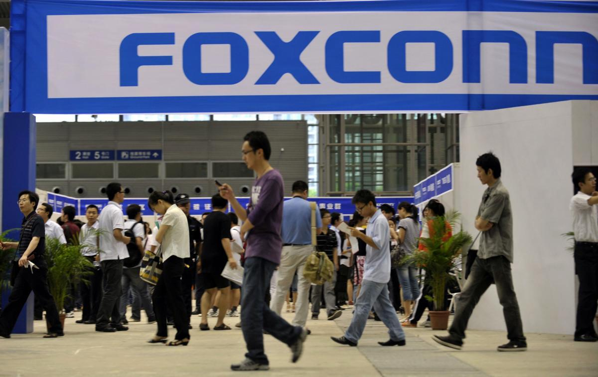 foxconn ventes iphone