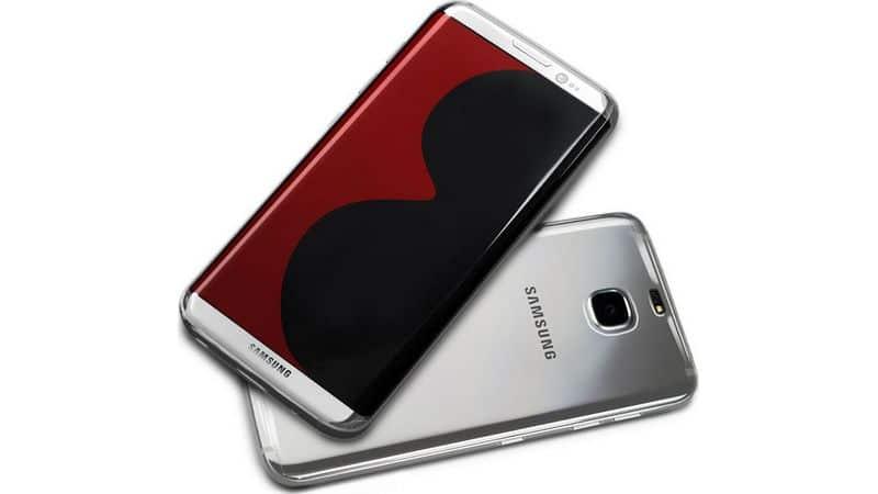 Galaxy S8 / S8 Plus : leurs deux écrans incurvés et borderless en image