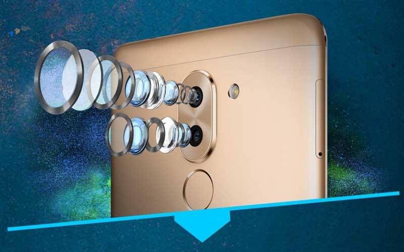 Honor 6X appareil photo