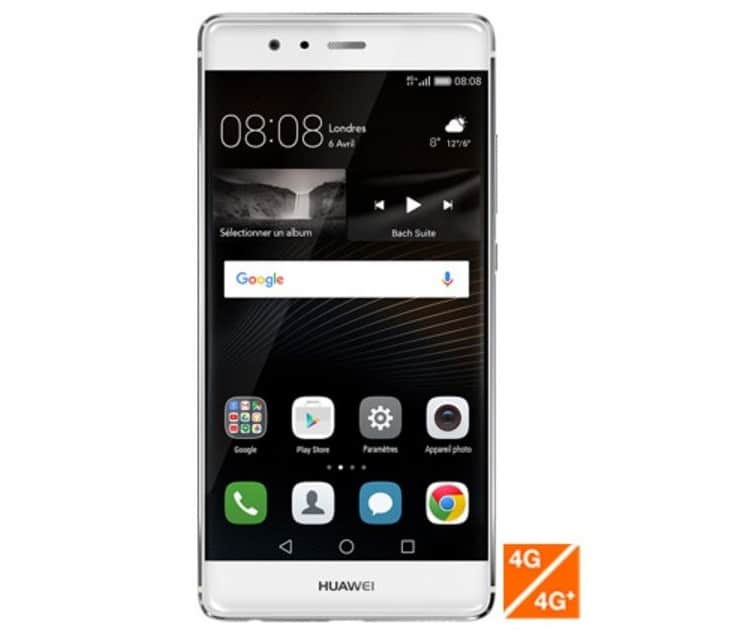 huawei mystic silver orange