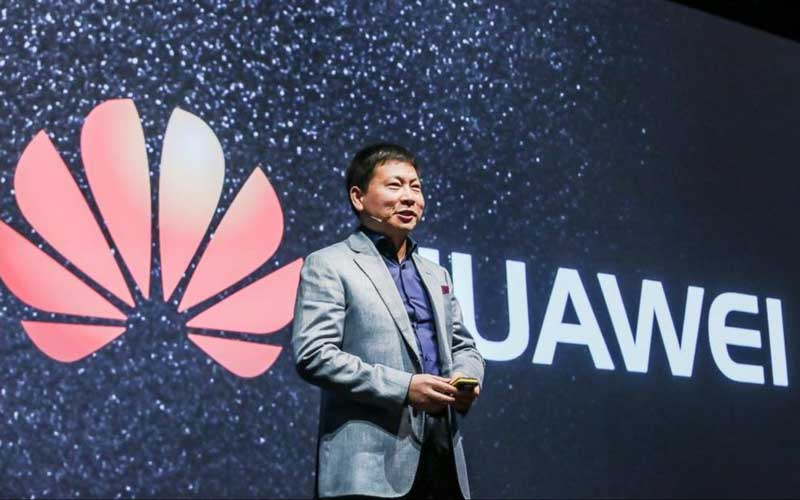 Huawei chiffre d'affaires