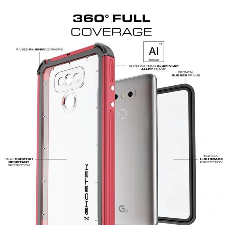 LG G6 coque
