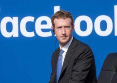 mark zuckerberg chaine facebook