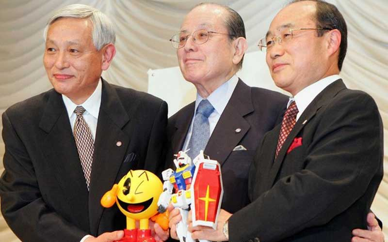Masaya nakamura Pac-Man namco