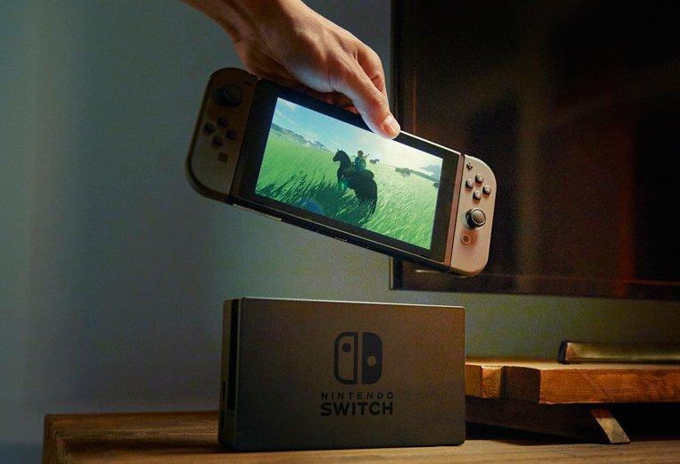 nintendo switch contenu boite