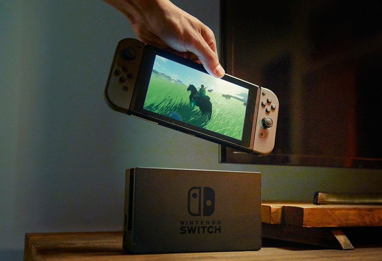 La Nintendo Switch est un hit