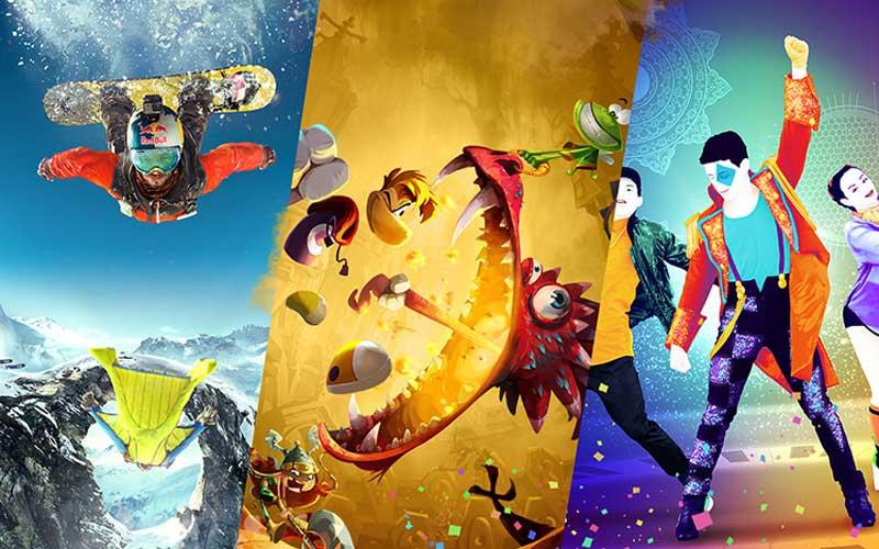Nintendo Switch Ubisoft