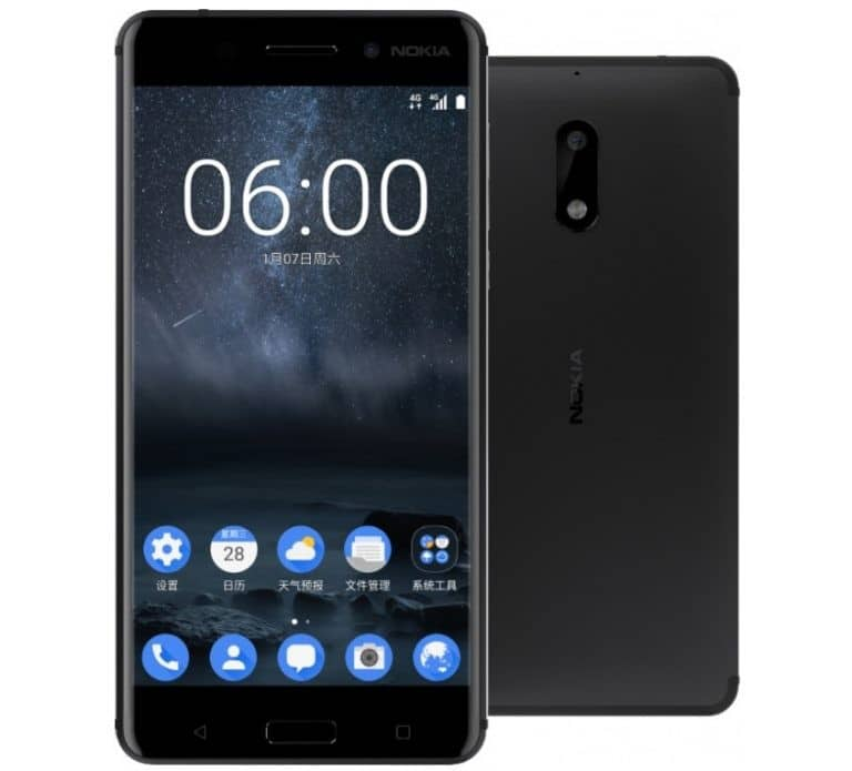 nokia 6 officiel