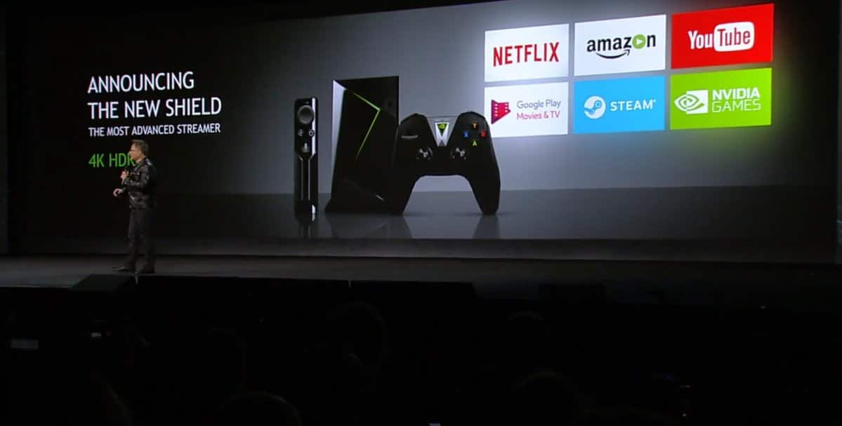 nvidia Shield TV applications