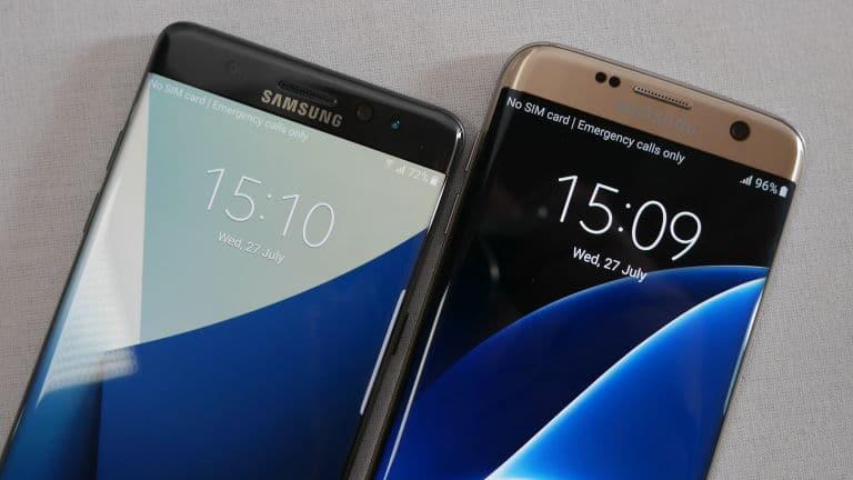 Les puces ont compensé l'échec de Galaxy note 7 — Samsung