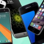 smartphones android 2017